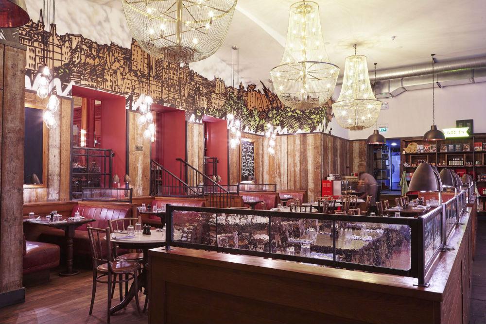 Jamie's Italian Edinburgh - Private Dining & Venue Hire in Edinburgh