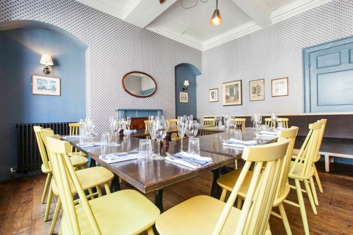 Jamie's Italian - Private Dining in Nottingham