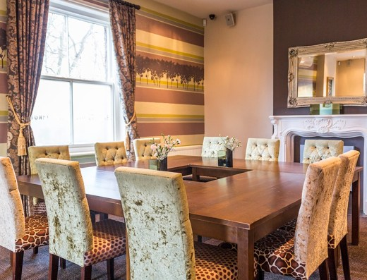 Afternoon Tea Setting - Private Dining Package