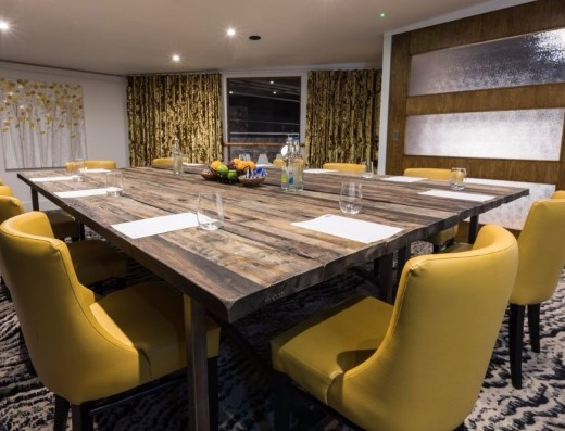 Wood Restaurant Manchester - Private Dining