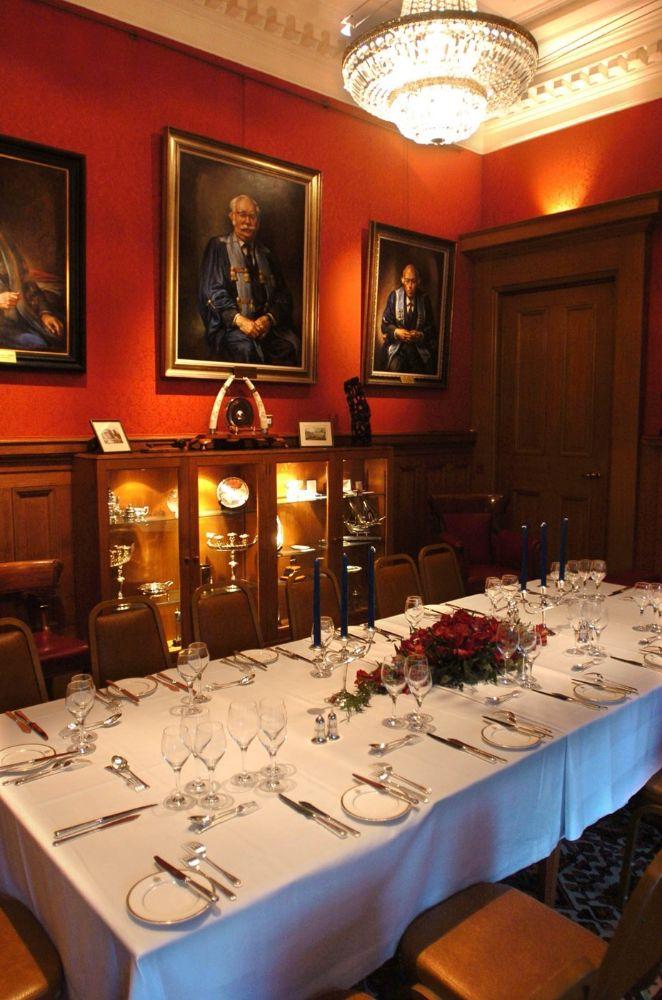 Logan Turner Private Dining in Edinburgh