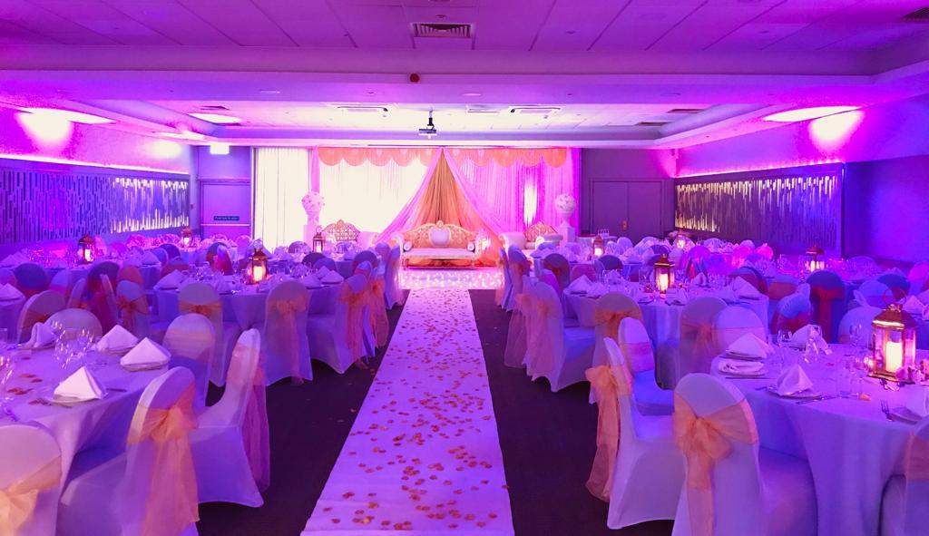 Eriki private wedding venue Heathrow London