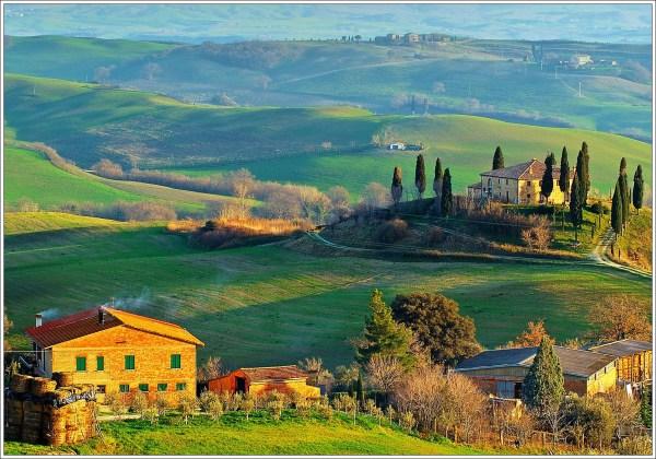 Tuscan food Travel Across Italy