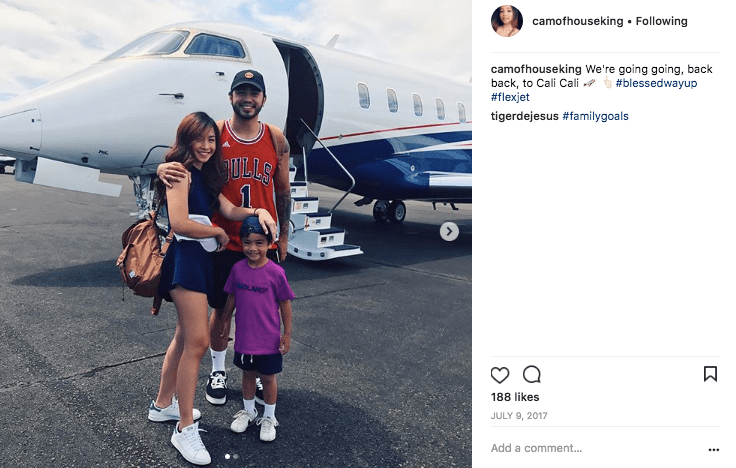 Flexjet fractional jet card is perfect for families