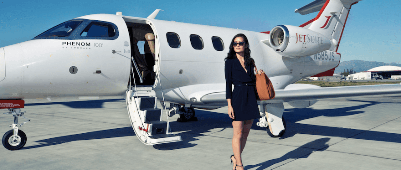 JetSuite cost
