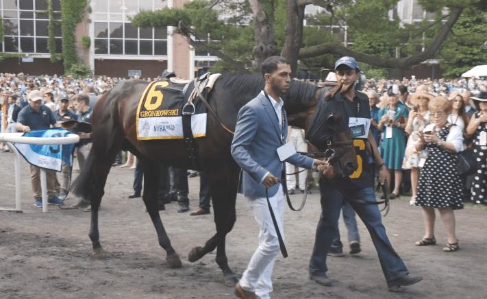 Jet card seller Sentient Jet sponsors Gronkowski, the horse