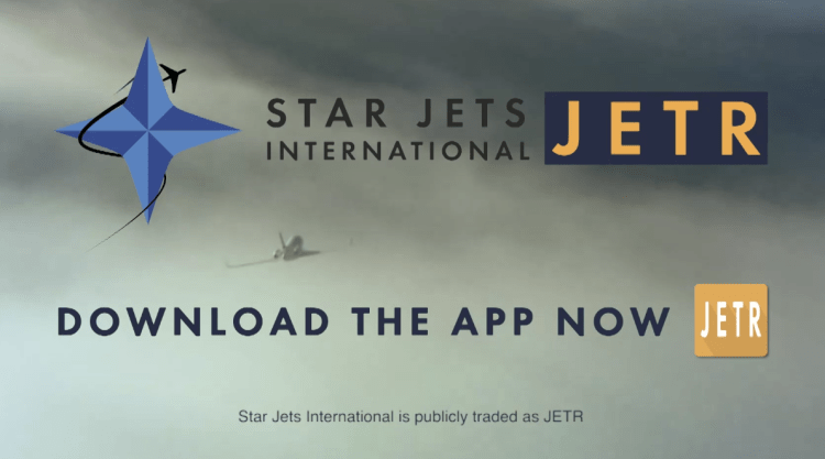 Star Jets International app