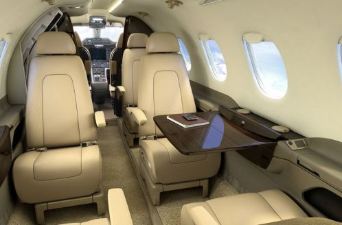 Embraer Phenom jet card
