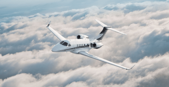 Airshare Phenom 300 fractional ownership and jet cards