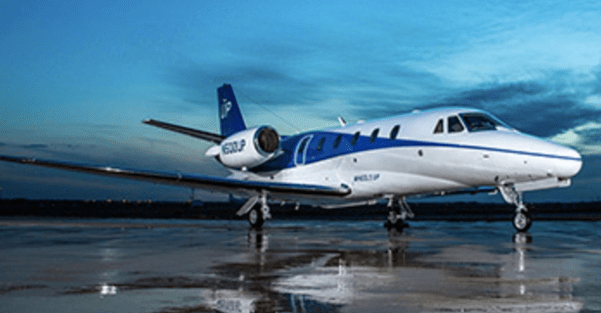 The Citation Excel/XLS is the most flown midsize private jet
