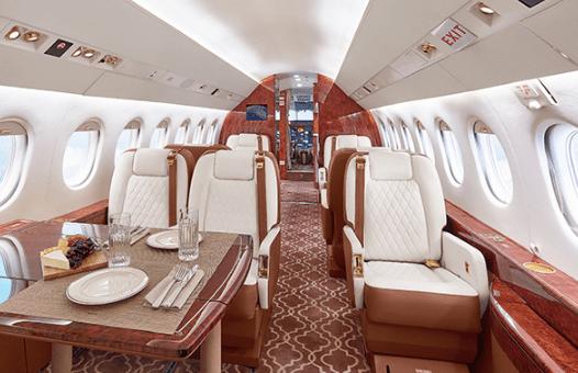Falcon 2000 jet card price