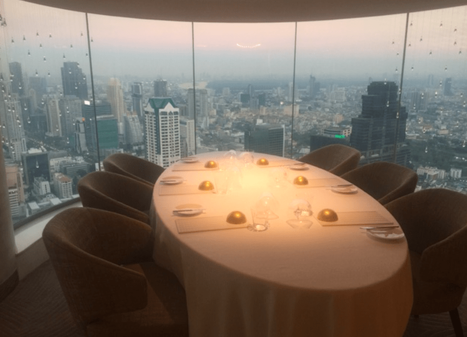 The World S Best Rooftop Restaurants Located In Hotels