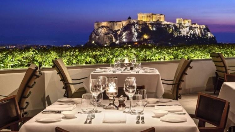 Best rooftop restaurants in the world