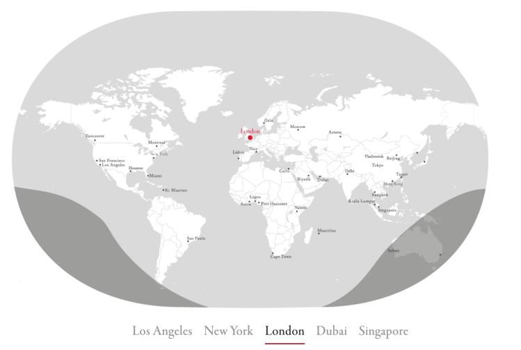Global 7500 range