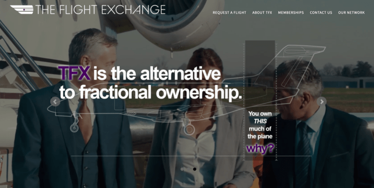 Private Jet Services Group The Flight Exchange
