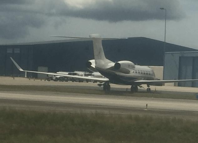 economic impact of private jets