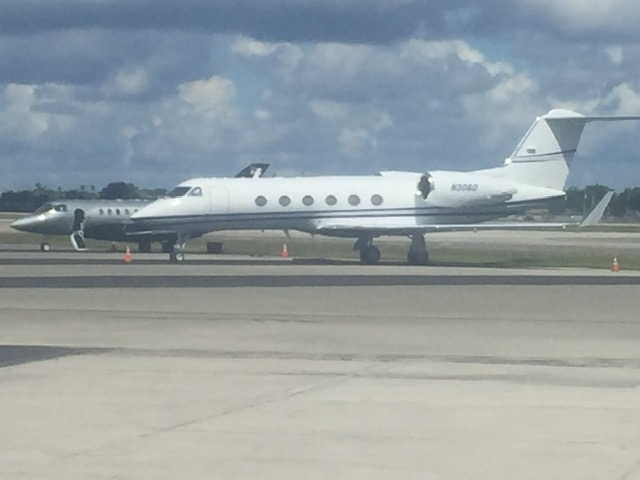 Covid-19 Coronavirus private jet user survery