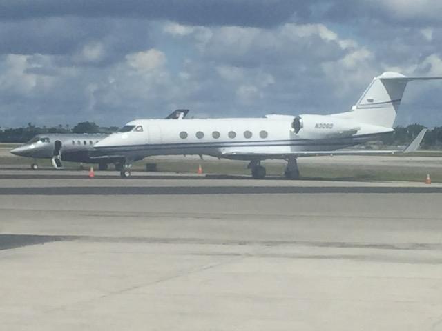 Coronavirus spurs private jet flights