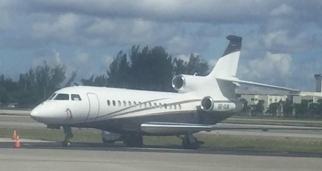 Steven Mnuchin private jet