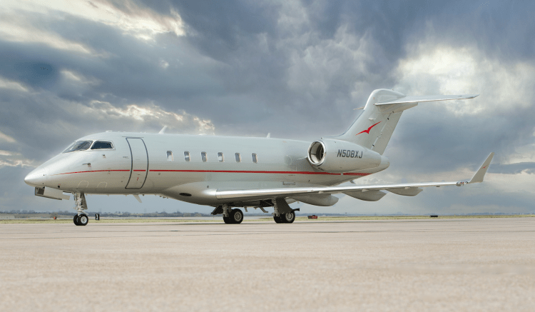 XOJET Challenger 300