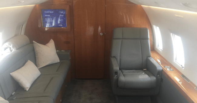 private jet trends August 2020