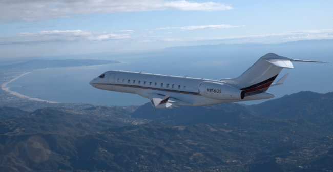NetJets sustainability