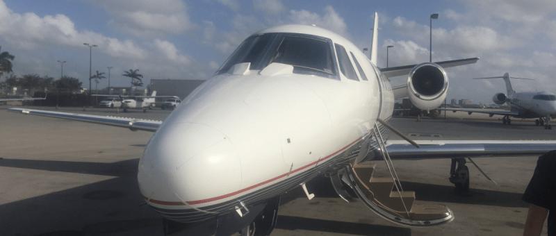Central Jet Charter Paul Alexander