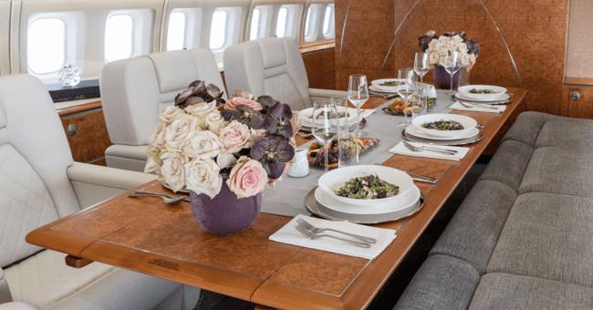 Joe Biden private jet charter
