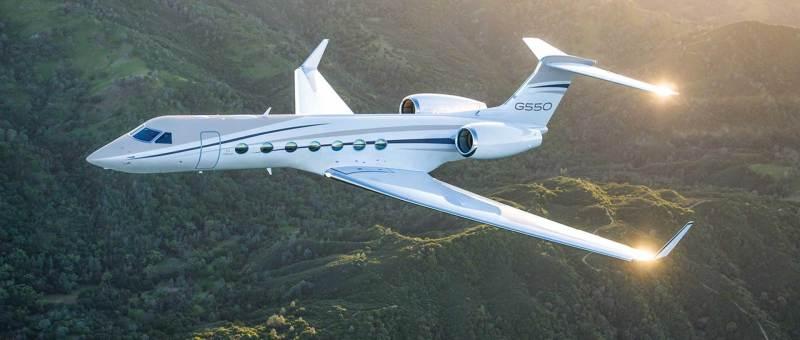 Gulfstream-G550