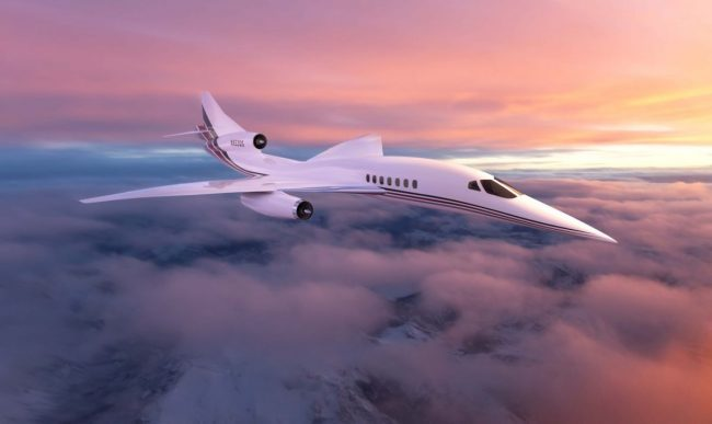 AS2 supersonic jet