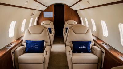 nicholas air private jet