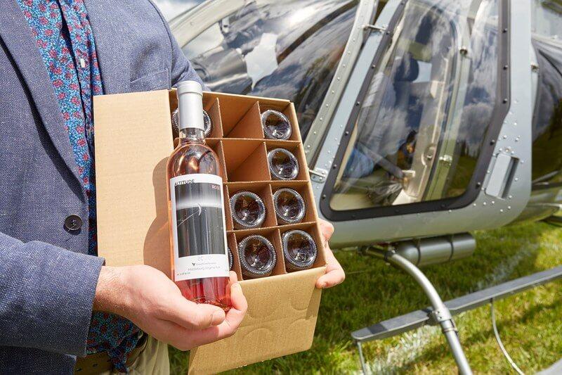 GrandView Aviation wines