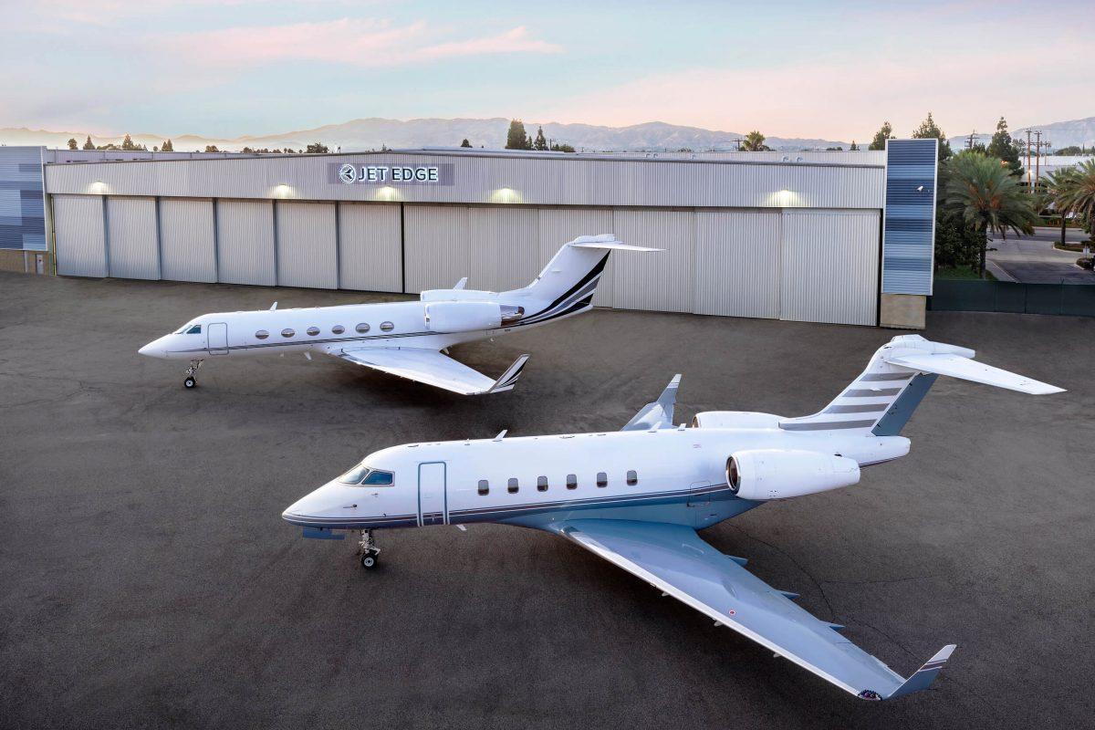 Jet Edge private jets