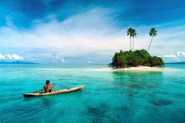Very few have visited these Paradise islands