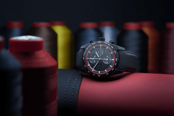 Porsche Design's new customizable watch offers over 1.5 million different configurations