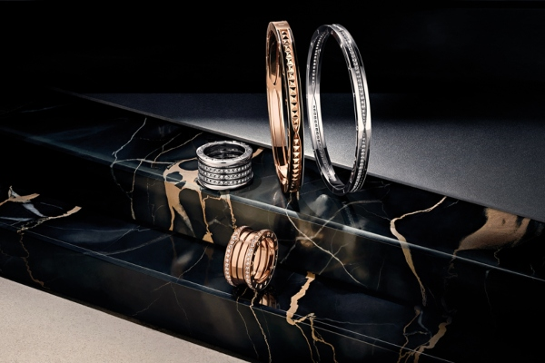 Latest BVLGARI Jewelry Collection