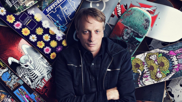 Skate Legend Tony Hawk Will Now Teach You How to Master the Half Pipe