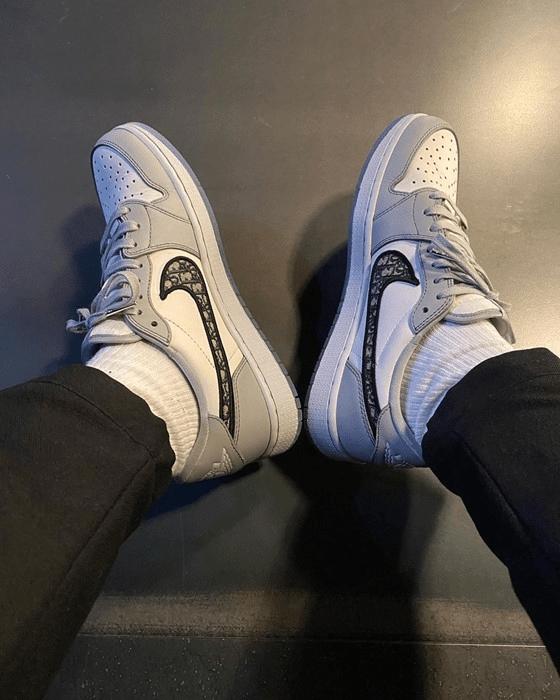 Dior's Air Jordan sneakers