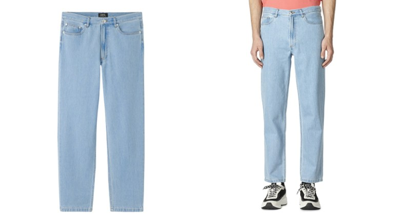 A.P.C. 'Martin' Jeans