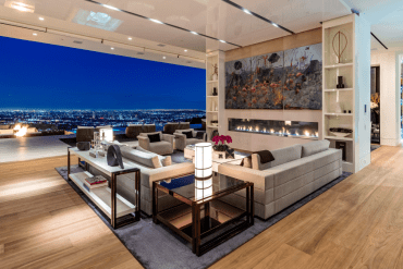 $60 Million California Mansion With a Dinosaur Skeleton and a Car Gallery