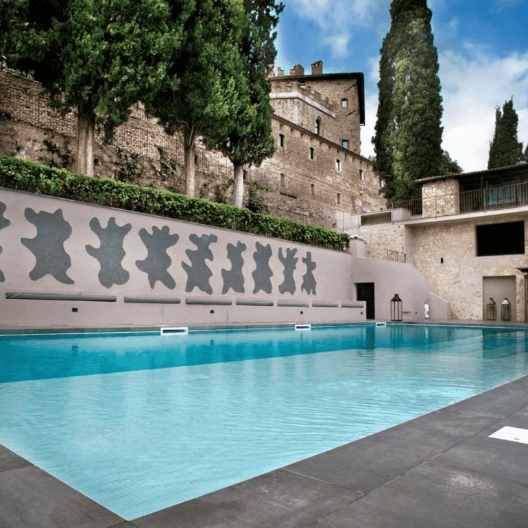 2. Castel Porrona Relais & Spa – Italy