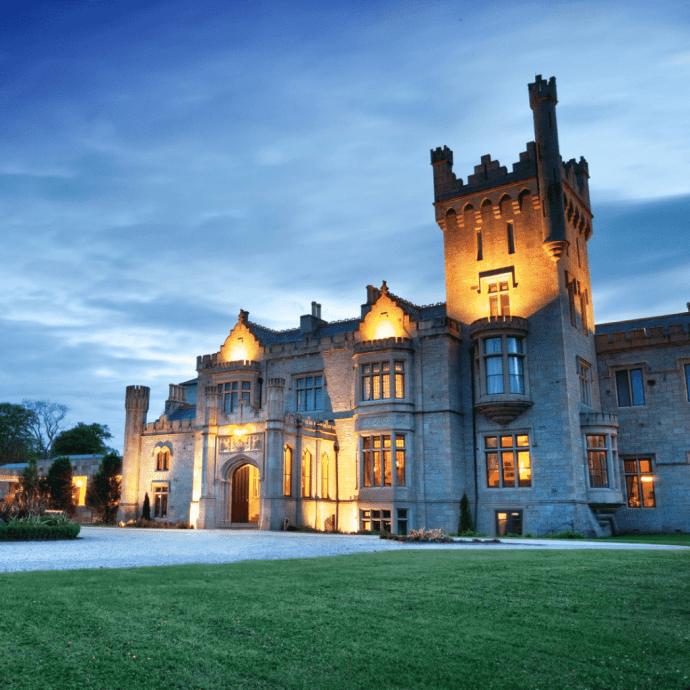 25. Lough Eske Castle – Ireland