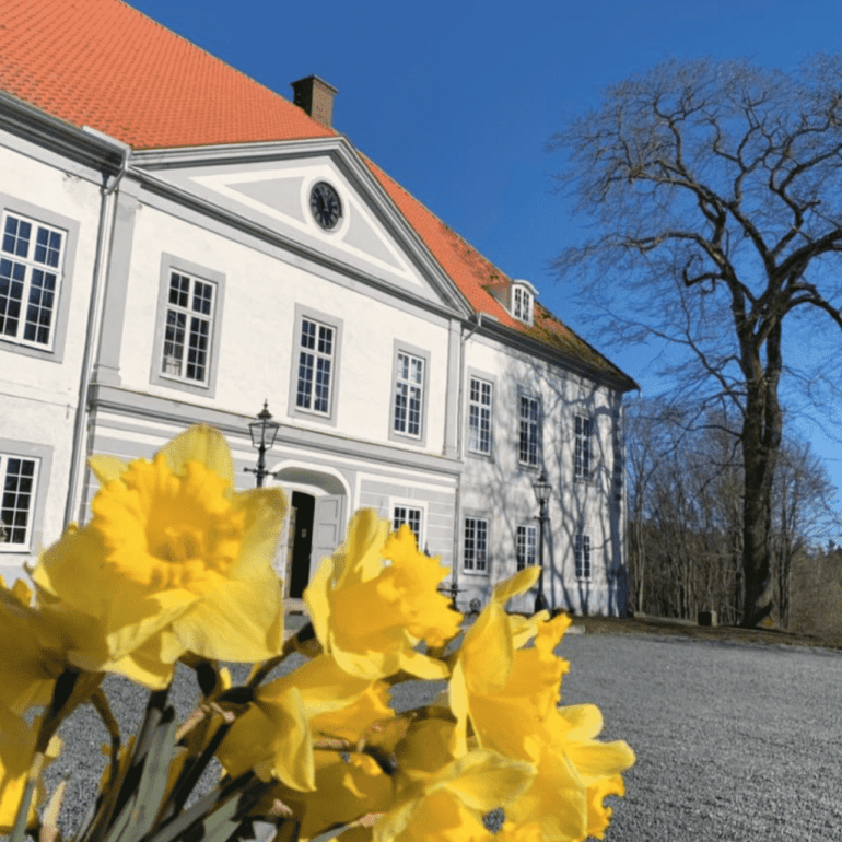 12. Chateau Västanå – Sweden