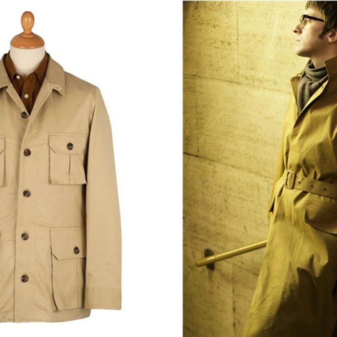 Cordings' safari jacket