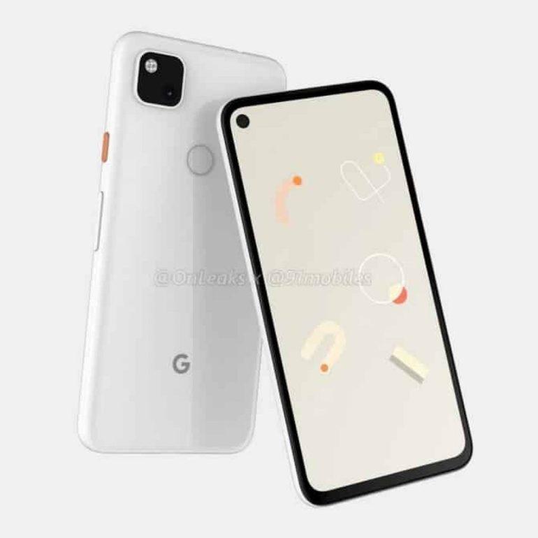 Google Pixel 4a and 4a XL