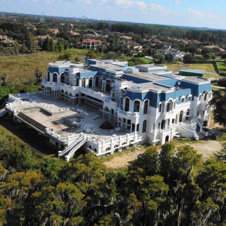 Modern Versailles – Windermere, Florida – 90,000 square feet