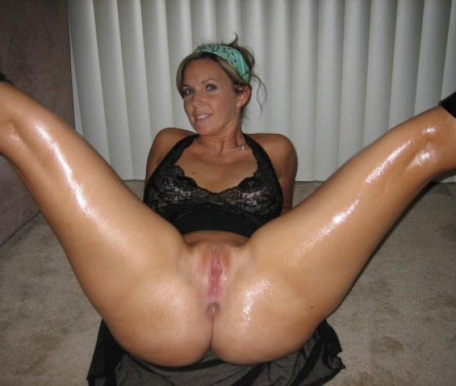 Weve See Her Sexy Ass And Now Shes Back And Showing Us Her Beautiful Shaved Pussy This Horny Milf Certainly Isnt Too Shy To Spread Her Legs Wide Open
