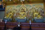Buddha of Compassion - Gwanse-eum Bosal (Buddha Hall)