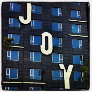 linguistic landscape - joy motel