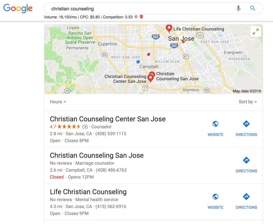 How to Market Counseling Services Google My Business